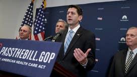 Why the GOP health care bill failed