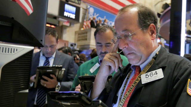 Does the market need a reset?