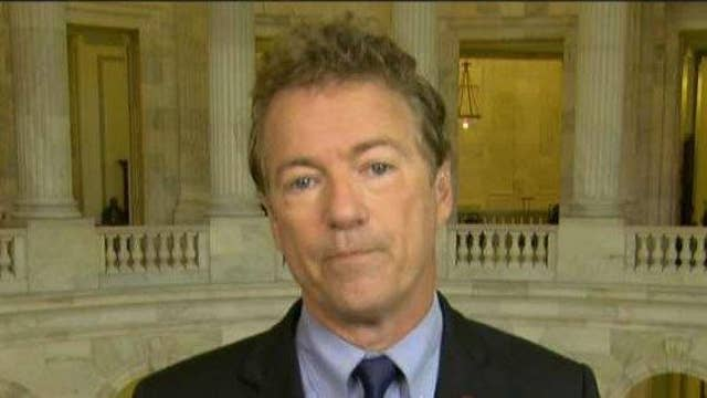 Rand Paul: GOP can repeal Obamacare today