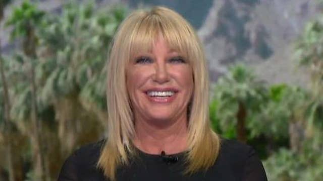 Suzanne Somers: Healthcare should consider the natural option