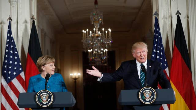 Trump: I'm not an isolationist, I'm a free-trader