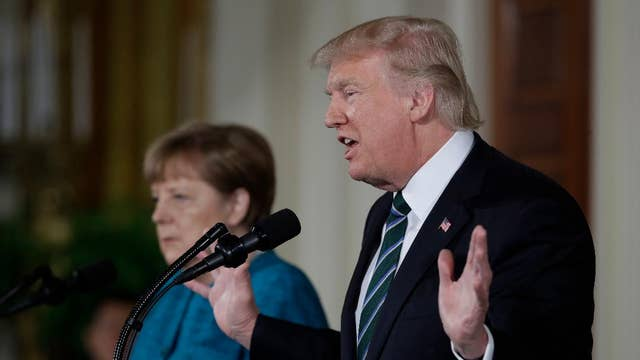 Trump: I 'very seldom' regret Tweeting