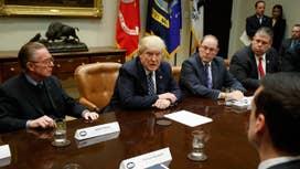 Trump vows to make America safe again