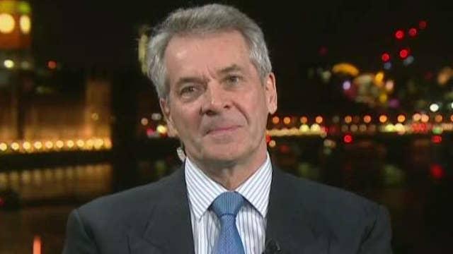 Fmr. UK Amb. to the US: 'Worried' the UK economy will be less attractive after