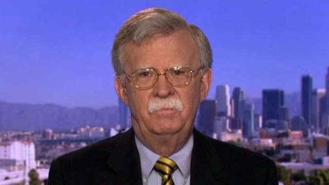 Bolton: U.S. military should use WikiLeaks for cyberwarfare target practice