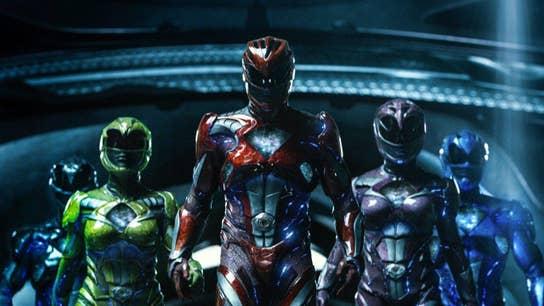 'Power Rangers' latest foe: 'Beauty and the Beast'