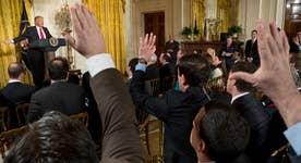Bernard Goldberg: There's a media feeding frenzy on Trump