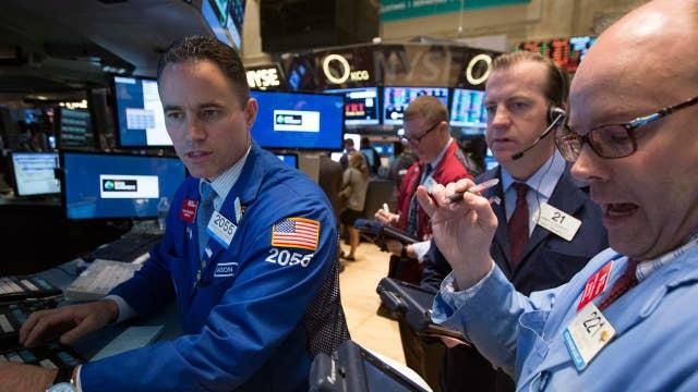 Macromavens President: Market is wildly ahead of itself
