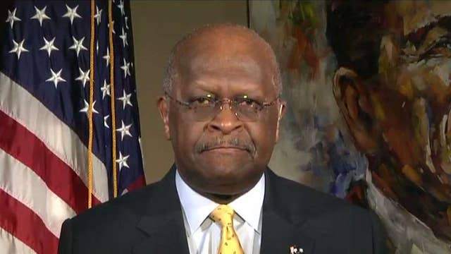 Herman Cain on health care: Republicans have to do a better job of messaging