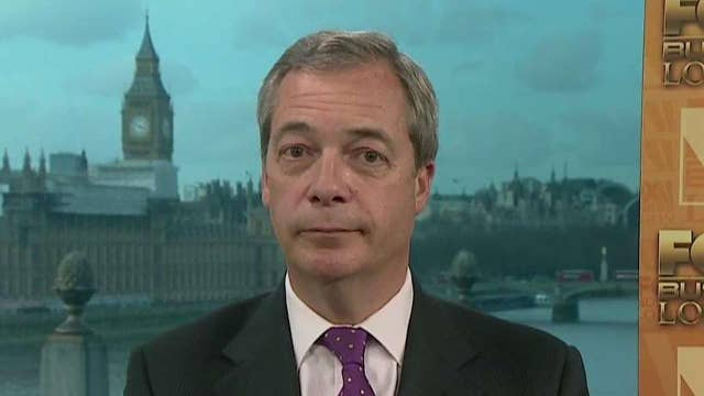 Farage: The EU is dying before our very eyes