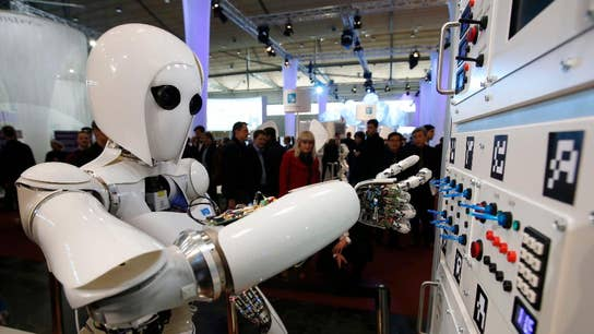 Will robots kill U.S. jobs sooner rather than later?