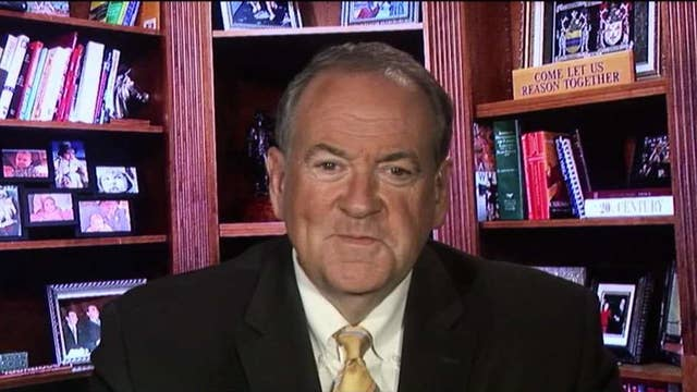 Huckabee: The only people who disliked Trump's address were Democrats