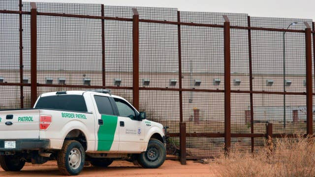 Democrats' efforts to block funding for border wall