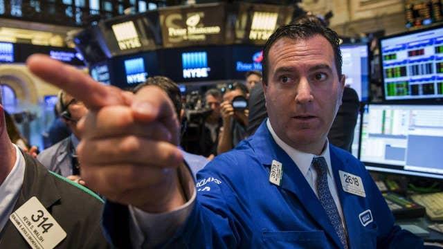 Optimism trumping turmoil for investors?