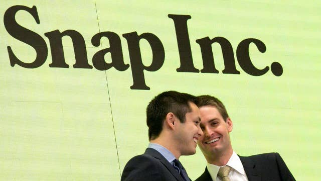 Why investors should be cautious with Snap Inc.