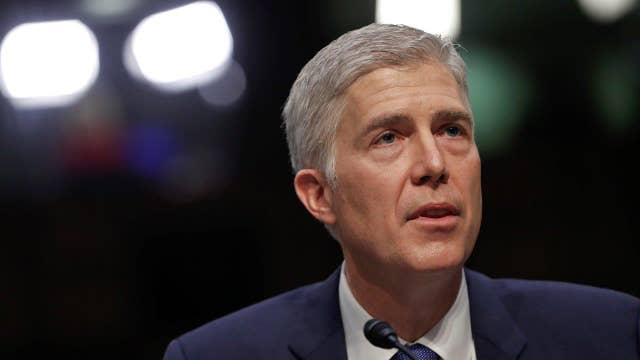 Alan Dershowitz: Gorsuch is a mainstream conservative, will be confirmed
