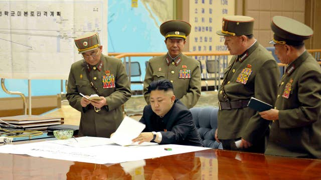 North Korea fires ballistic missiles into the Sea of Japan