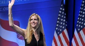 Bernie Sanders supports Ann Coulter's right to speak