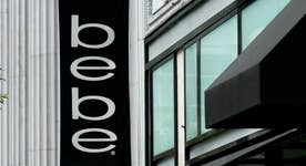 Bebe closing all of its stores by end of May
