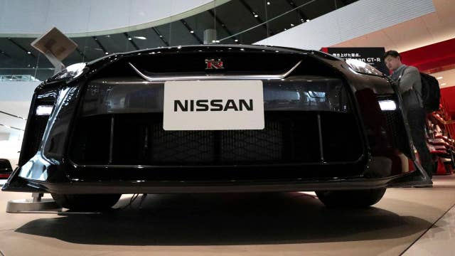Nissan's 'Copzilla' goes as fast as a race car