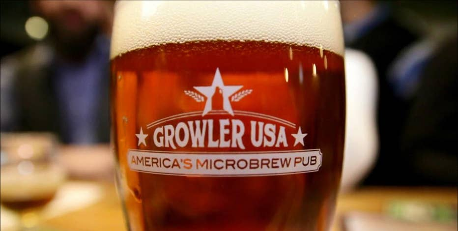 Growler USA's CEO Dan White is dedicated to American craft beer.