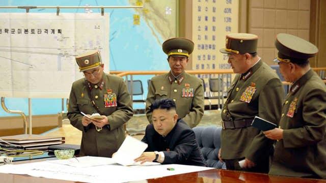 Trump on North Korea's Kim Jong Un: He's doing the wrong thing