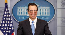 Mnuchin says goal is for 3 percent growth
