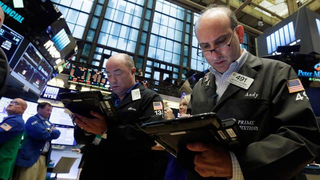 What's encouraging investors to dive into the markets?