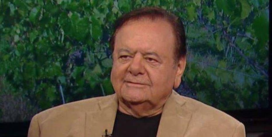 Actor Paul Sorvino and wife Dee Dee Sorvino talk politics and their new cookbook.