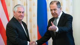 Tillerson: Low level of trust between U.S. and Russia