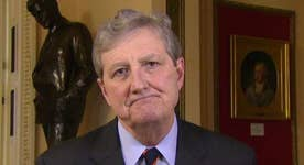 Sen. Kennedy on Trump's tax plan: Not a tax bill, it's a jobs bill