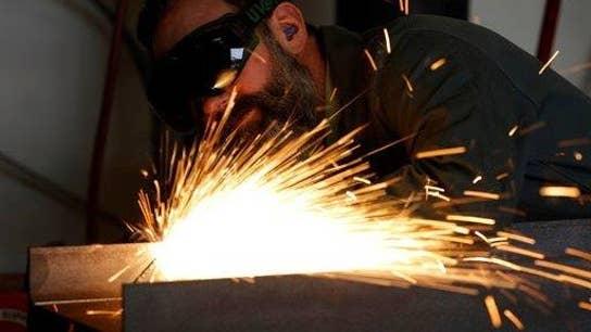 Tax Cuts Will Boost U.S. Steel: Marlin Steel CEO