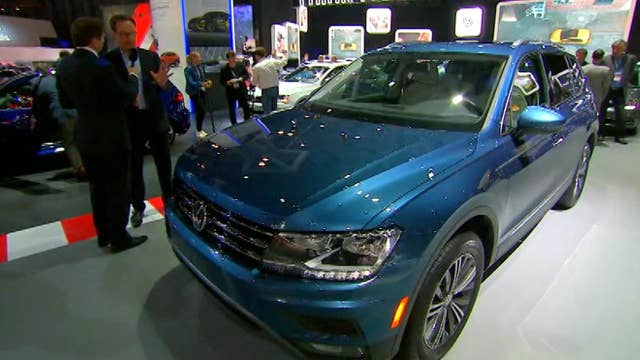 """First on FOX: Volkswagen North America CEO says regaining trust is the """"biggest issue"""""""