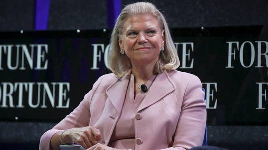 IBM CEO Rometty: Tackling 5 Million U.S. Job Openings That Can't Be Filled