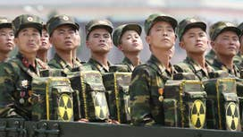 North Korea makes nuclear weapons test threat