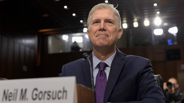 Why the U.S. needs Judge Gorsuch on the bench