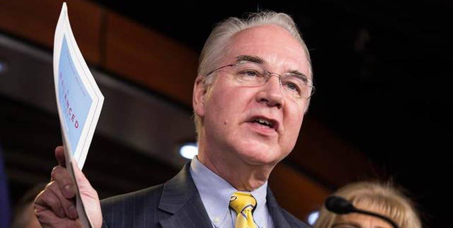 HHS Secretary Tom Price on efforts to repeal and replace ObamaCare and tackling the opioid crisis.