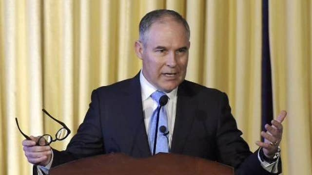 EPA Chief Pruitt: We are getting back to the core