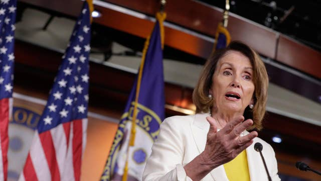 Rep. Pelosi fears White House interference over Russia probe