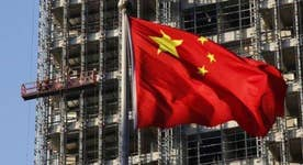 Moody's downgrades China