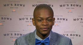 Fifteen-year-old entrepreneur makes deal with NBA