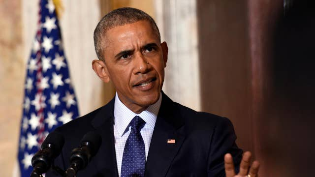 Obama's NSA conducted illegal searches on Americans for years: Report