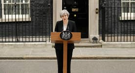 UK PM May indicates another terror attack may be imminent