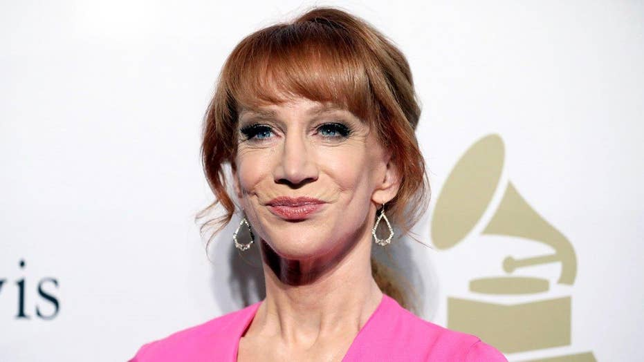 Kathy Griffin apologizes after Trump photo backlash