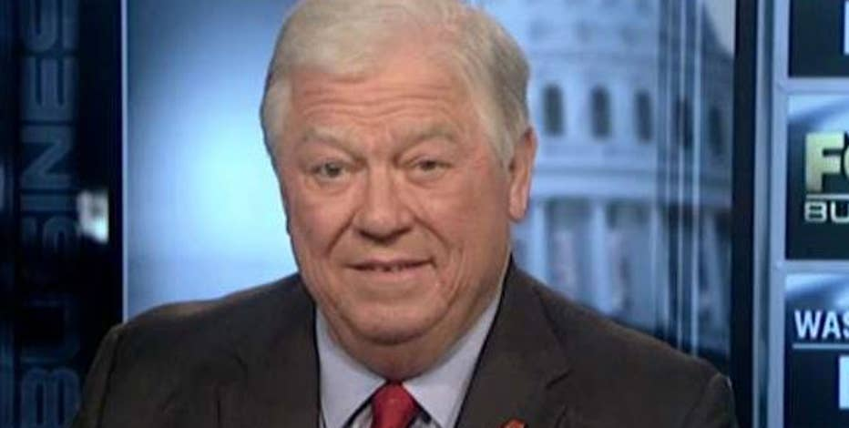 Former Governor and former RNC Chair Haley Barbour (R-MS) on the aftermath of FBI Director James Comey's firing.