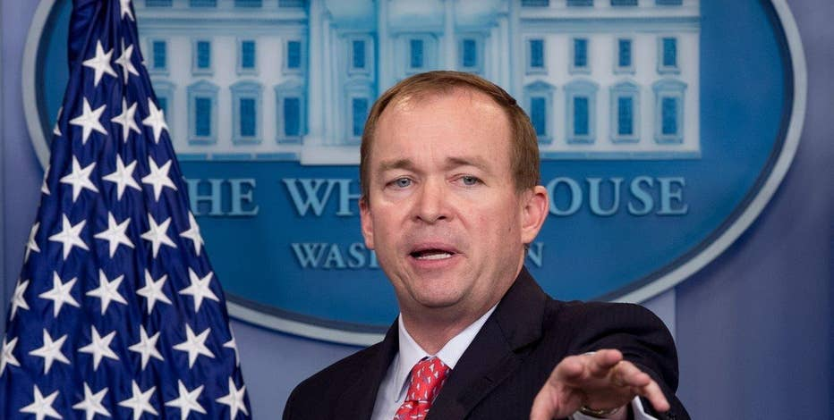Office of Management and Budget Director Mick Mulvaney on tax reform, health care and the spending bill.