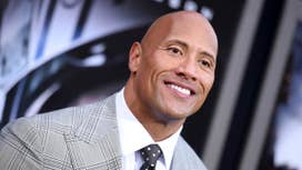 Fmr. WWE CEO McMahon on Dwayne 'The Rock' Johnson for President: He Made His Mark