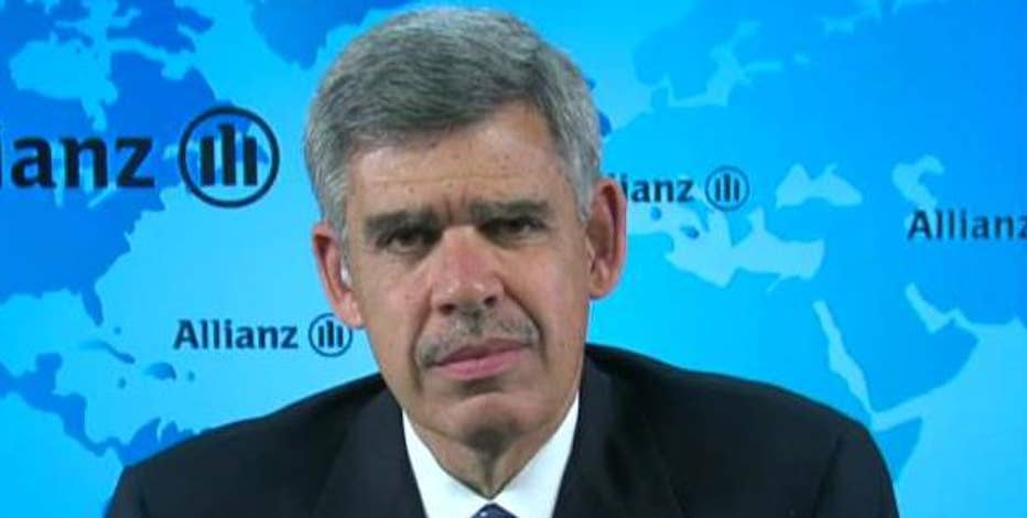 Allianz Chief Economic Adviser Mohamed A. El-Erian on what could be a 'black swan' for the markets and what sectors to invest in.