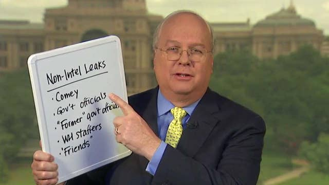 Karl Rove names most likely source of White House leaks