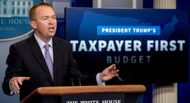 White House budget to slash growth of Medicaid